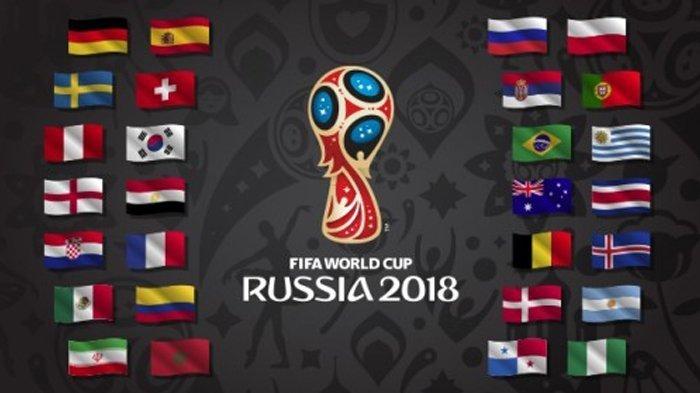 Siara Langsung (Live Streaming) Babak II Final Piala Dunia, Klik Di Sini Cara Nonton via Ponsel