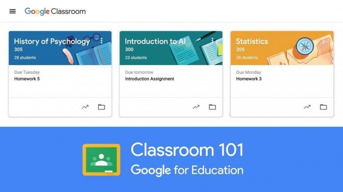 Cara Menggunakan Google Classroom untuk Proses Pembelajaran Jarak Jauh