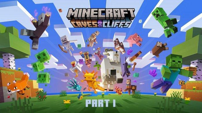 Game Minecraft Caves & Cliffs