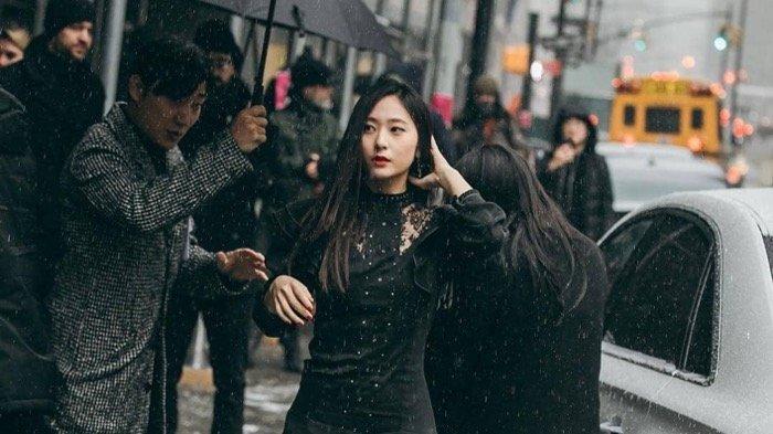Kontrak Eksklusif Berakhir, Krystal f(x) Tinggalkan SM Entertainment