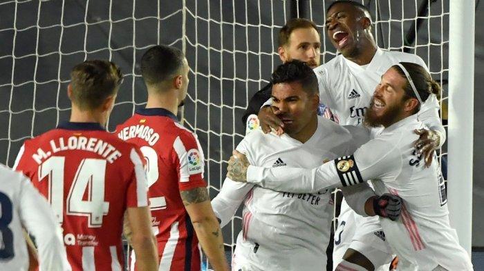 FORMASI & PREDIKSI Atalanta vs Real Madrid, Los Blancos Dilanda Badai Cedera