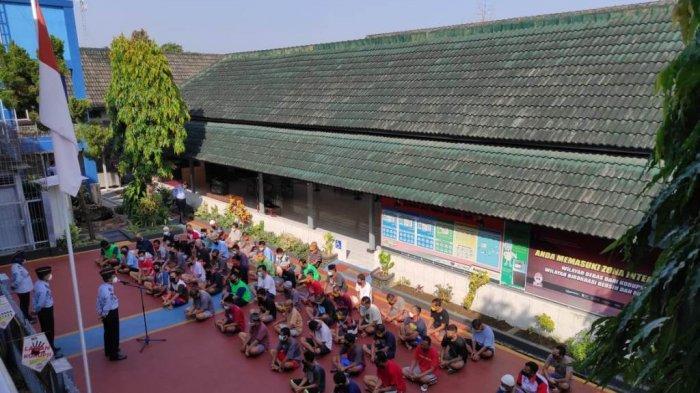 Cegah Penyebaran Covid-19, 150 Warga Binaan Rutan Wates Dirumahkan