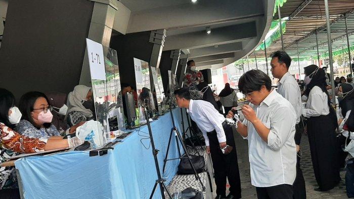 Cegah Praktek Perjokian, Tes SKD CPNS DIY Dilengkapi Face Recognition