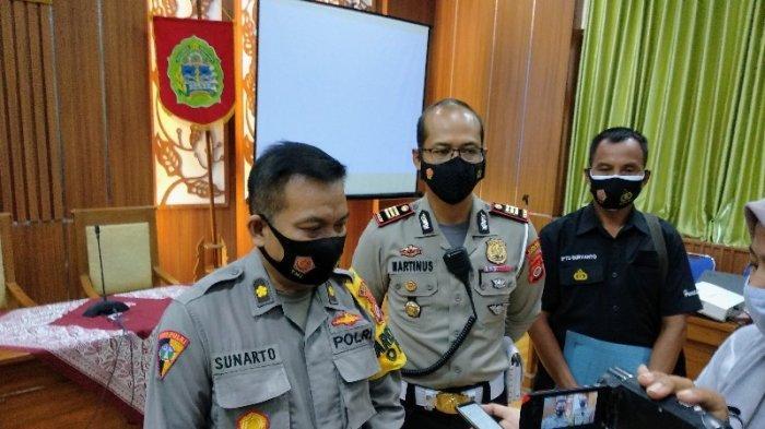 Cegat Pemudik, Polres Gunungkidul Siapkan Dua Pos Penyekatan di Patuk dan Bedoyo