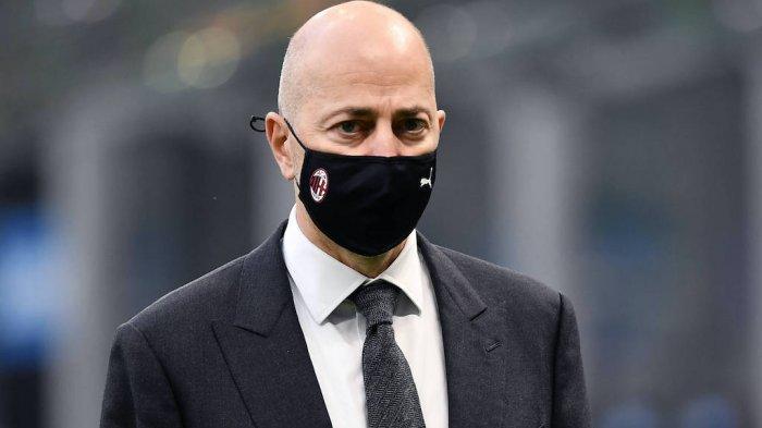 CEO AC Milan Ivan Gazidis