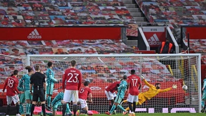 Cerita Bruno Fernandes Cetak Gol Penentu Kemenangan Man United