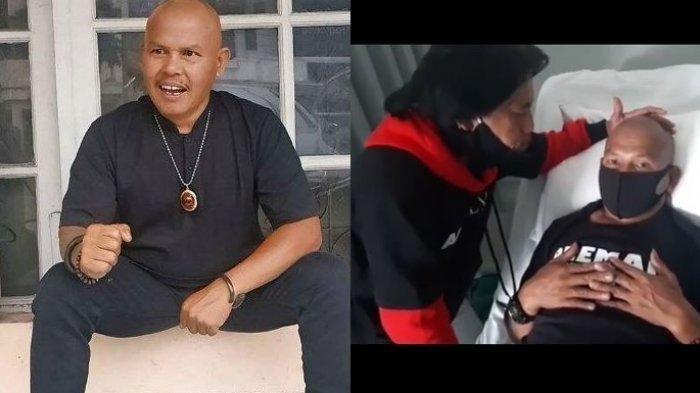 KISAH Kang Pipit Ica Naga dari Mantan Preman Jadi Pemeran Sinetron Preman Pensiun