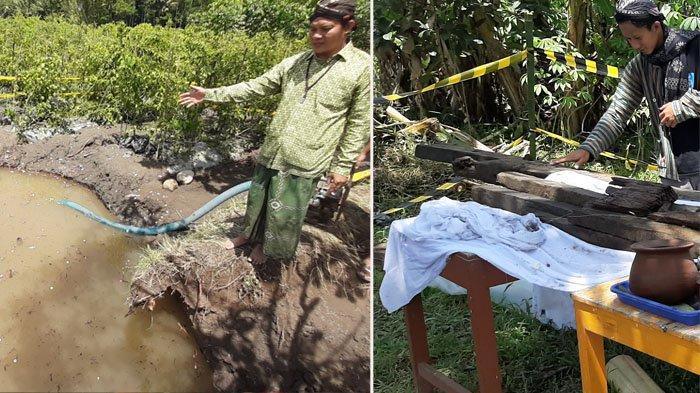 Cerita Langgar Kuno Kyai Raden Santri Magelang Ditemukan Terkubur Tanah