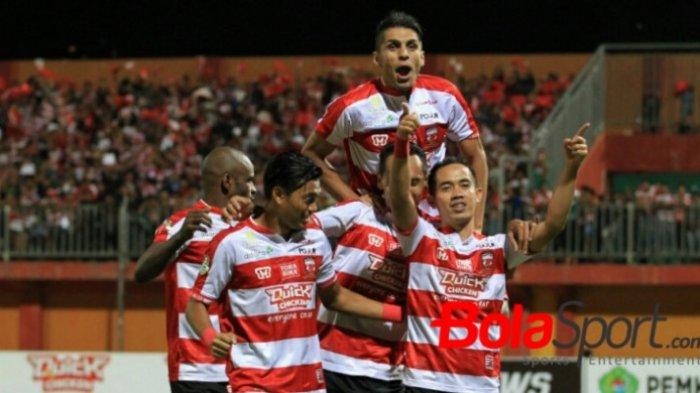 LINK Live Streaming Liga 1 Tayangkan Kalteng Putra vs Madura United Liga 1, Update SKOR 0-1