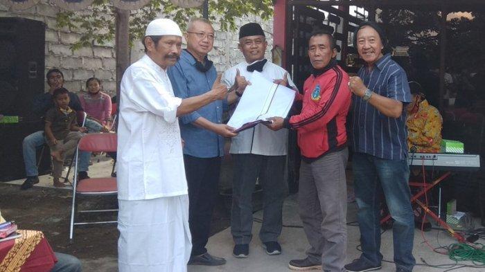 Chang Wendriyanto dan Mantan Satgas PDI-P Dukung Suharsono - Totok Sudarto di Pilkada Bantul