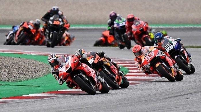 Berita Moto GP Hari Ini: Marc Marquez Melambat, Bagnaia Tetap Tercepat Warm Up Race MotoGP Aragon
