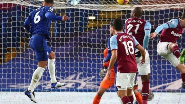 West Ham vs Chelsea, Liga Inggris