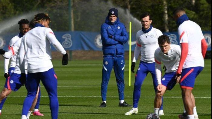 Chelsea Tak Yakin Real Madrid Gunakan 5-3-2, Kata Tuchel Bisa Jadi 4-3-3