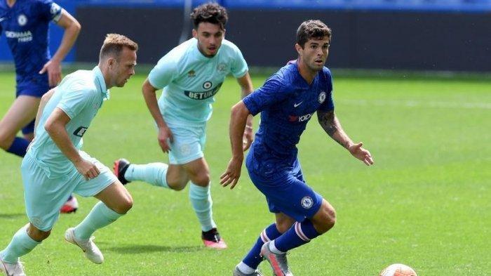 Chelsea vs Aston Villa, Liga Inggris matchday 4