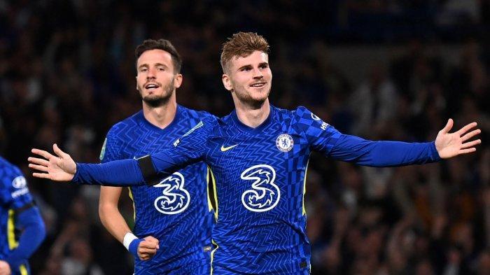 Chelsea Vs Aston Villa: Rating Kepa, Reece James, Kante, Saul Niguez, Hudson-Odoi & Timo Werner