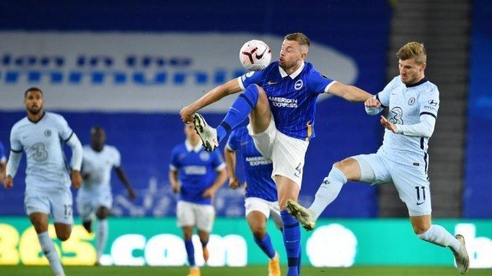 Chelsea vs Brighton, Liga Inggris