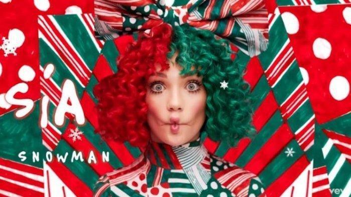Chord dan Lirik Lagu 'Snowman' Sia yang Dinyanyikan Arsy Hermansyah, Lengkap dengan Terjemahannya