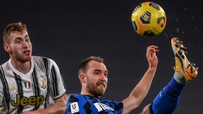 LIGA ITALIA: Ronaldo & Pirlo Ingin Juventus Datangkan Eriksen?