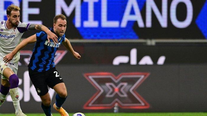 Line Up FIORENTINA vs INTER MILAN & Link Siaran Langsung Live Streaming TVRI Coppa Italia Malam Ini