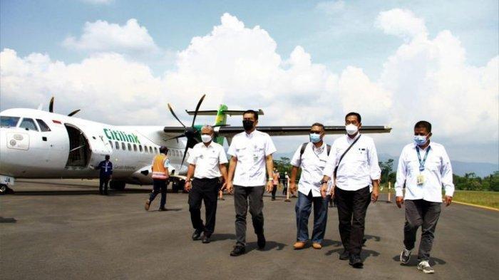 Bandara Jenderal Soedirman Purbalingga Resmi Beroperasi