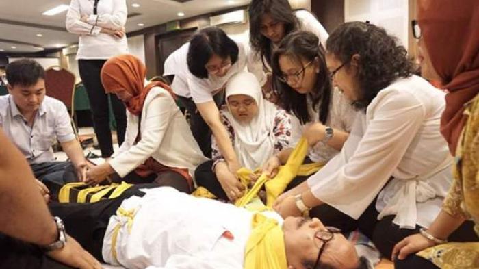 Pelatihan Penanganan Kegawatdaruratan bagi Dokter Gigi