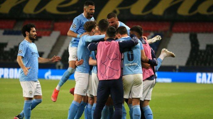 Manchester City Vs PSG : Preview, Kabar Tim hingga Prediksi Laga dan Prakiraan Susunan Pemain