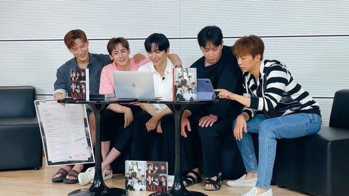 Hiatus 5 Tahun, 2PM Tepati Janji Pada Hottest untuk Comeback