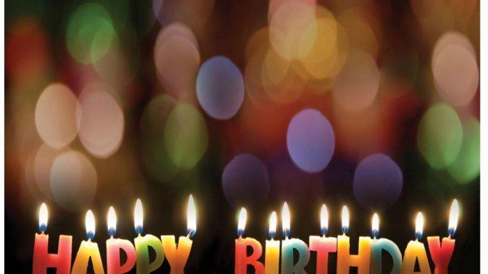 15 Ucapan Selamat Ulang Tahun Untuk Teman Sahabat Dalam Bahasa Inggris Beserta Artinya Tribun Jogja