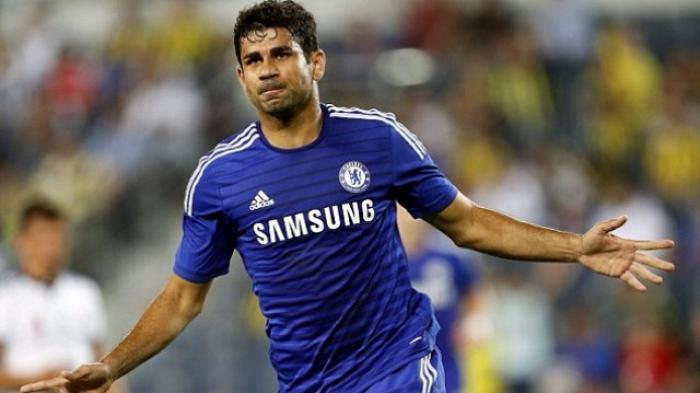 Antonio Conte Sebut Diego Costa Bakal Tetap di Chelsea