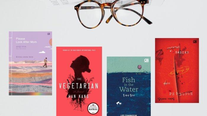 4 Rekomendasi Novel Terjemahan Korea Selatan yang Seru Dibaca