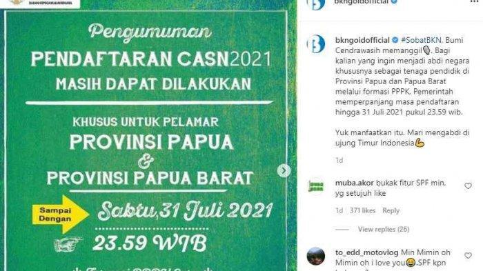 Segera Daftar! PPPK Guru Provinsi Papua dan Papua Barat Dibuka Hingga 31 Juli