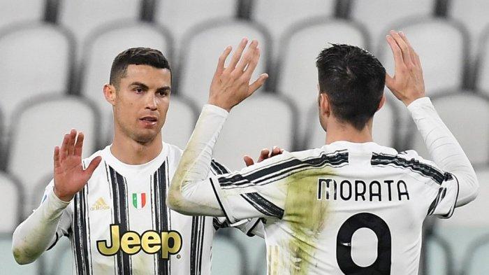 Juventus Libas Genoa, Ronaldo Gagal Cetak Gol: Berikut Update Klasemen Liga Italia Pekan Ini