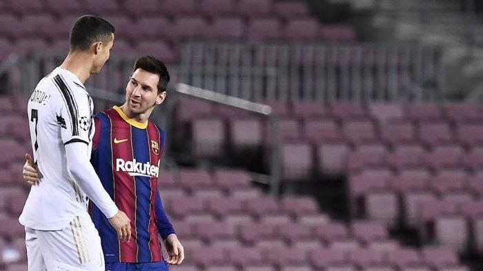 BARCELONA 0-3 JUVENTUS: Rating Bonucci, Ronaldo & McKennie dan Pjanic, de Jong & Messi