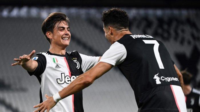 Juventus Vs Sampdoria: Sarri Wajibkan Tiga Poin demi Scudetto yang Tertunda
