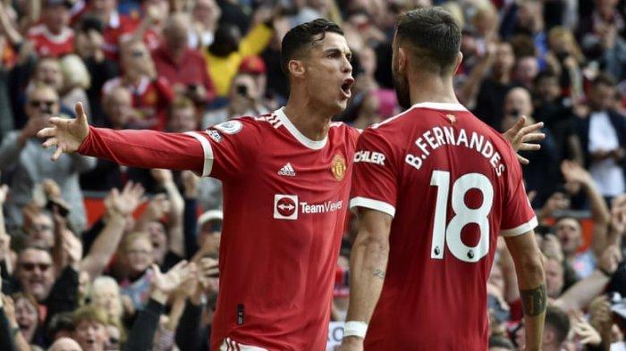 Catatan 'Comeback' Cristiano Ronaldo di Manchester United: Cetak 2 Gol, MU Langsung Puncaki Klasemen