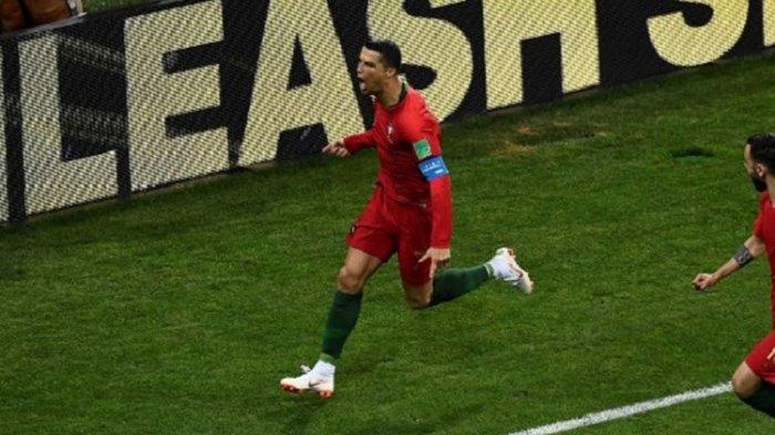 Ronaldo Jadi Pemain Tercepat di Piala Dunia 2018 Rusia