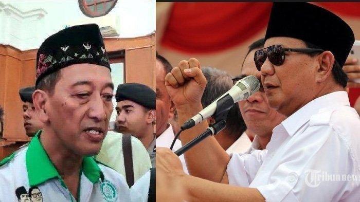 Cucu Pendiri NU Bertemu Prabowo di Kertanegara, Dukung Pengajuan Gugatan ke MK