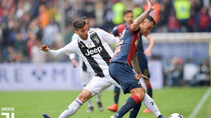 Juventus kalah 0-2 dari Genoa dalam laga pekan ke-28 Liga Italia di Stadion Comunale Luigi Ferraris, Minggu (17/3/2019).