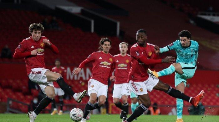 Channel TV Siaran Langsung Man United (MU) vs Liverpool Liga Inggris Malam Ini - Prediksi Skor