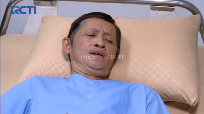 Dadang habis operasi