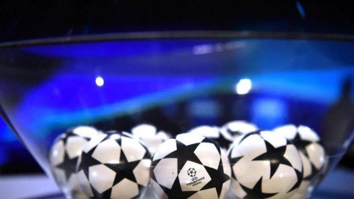 Ilustrasi drawing babak Babak Perempat Final Liga Champions 2020-2021