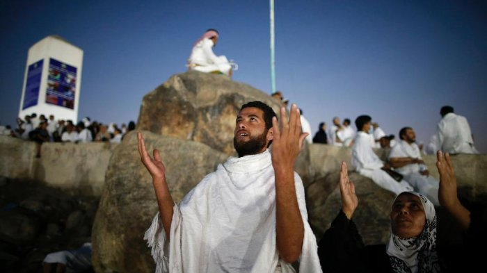 Bacaan-bacaan Doa yang Tepat Saat Melakukan Ibadah Tawaf dan Sa'i Dalam Haji