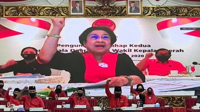 Daftar Lengkap Pasangan Calon Kepala Daerah yang Diusung PDIP di Pilkada Serentak 2020