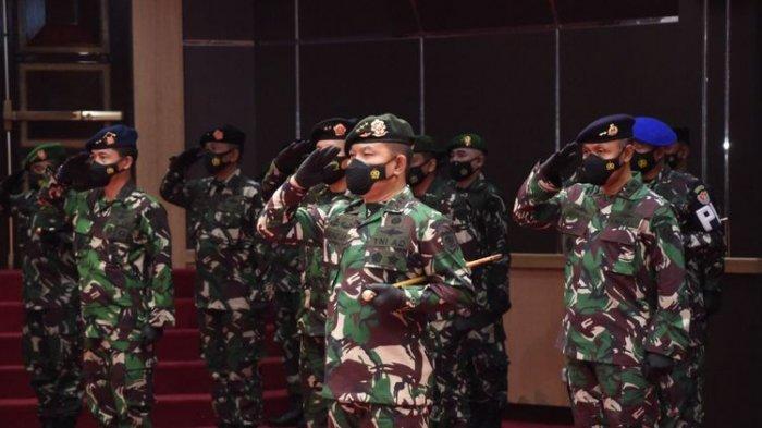 Daftar Perwira Tinggi TNI AD, AL dan AU yang Naik Pangkat, Ada Pangkostrad Letjen Dudung Abdurachman