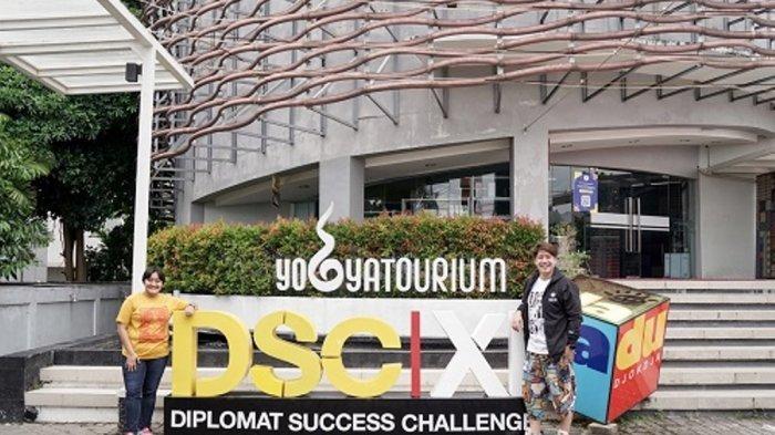 Dagadu Dukung Lahirnya Wirausahawan Muda di Program Diplomat Success Challenge XI