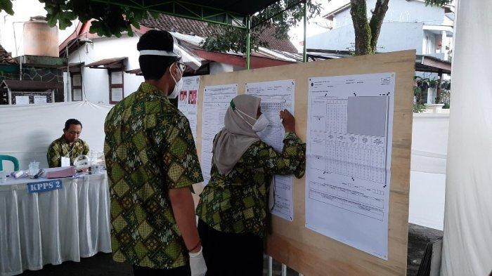 Calon Wali Kota Magelang, Muchamad Nur Aziz Menang di TPS Kandang