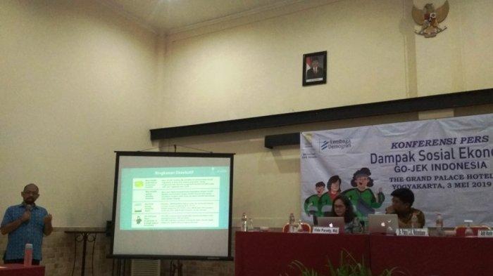 Riset LD FEB UI: Gojek Sumbang Rp 2,5 Triliun Terhadap Perekonomian DIY