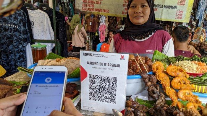 DANA Bisa untuk Transaksi di Pasar Beringharjo dan Naik Andong di Malioboro