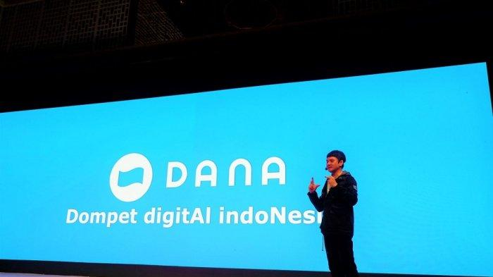 DANA Resmi Meluncur dengan Keunggulan Digital 'Open Platform'