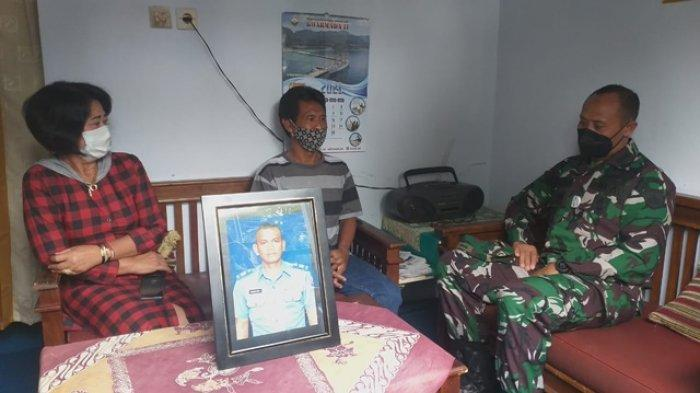 Sampaikan Duka Cita, Dandim Magelang Kunjungi Keluarga Korban KRI Nanggala-402